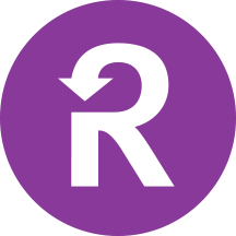 Recurly Logo Logomark Purple