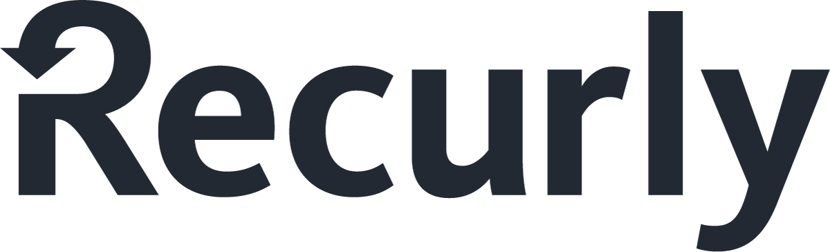 Recurly Logo Wordmark
